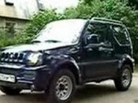 Тест-драйв Suzuki Jimny от KP-avto.ru