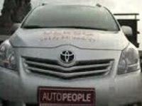 Тест-драйв Toyota Verso от Аutopeople.ru