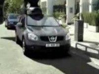 Nissan Qashqai вместо скеитборда