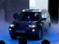 Премьера нового Nissan X-Trail