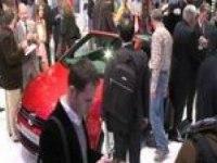 Гольф Кабрио на Женевском автосалоне