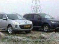 Видео обзор Peugeot 4007