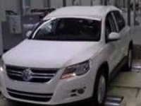 Тест-драйв Volkswagen Tiguan от auto.mail.ru