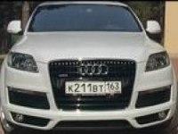Тест-драйв Audi Q7 skorost-tv.ru