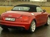 Тест-драйв Audi TT от НТВ