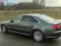 Тест-драйв Audi S8 от АВТОПЛЮС