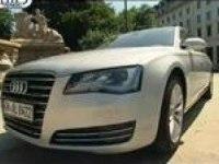 Тест-драйв Audi A8 от АВТОплюс