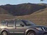 Видео обзор Nissan Pathfinder 2008