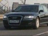 Тест-драйв Audi A8