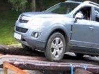 Промовидео Opel Antara