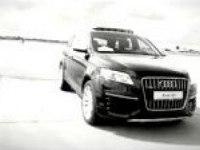 Презентация Audi Q7 V12 TDI quattro