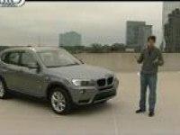 Тест-драйв BMW X3 от Автоплюс