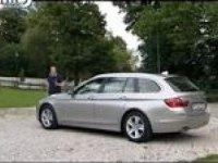 Тест-драйв BMW 5-Series Touring от Автоплюс