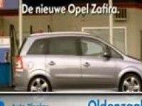 Реклама Opel Zafira