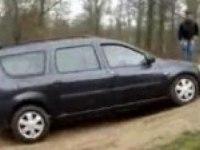Внедорожный тест Dacia Logan MCV