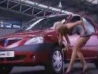 Рекламный ролик Dacia Logan