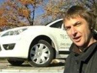 Тест-драйв Citroen C4 от skorost-tv.ru