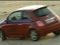 Тест-драйв Fiat 500 от skorost-tv.ru