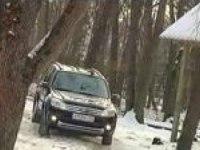 Тест-драйв Ford Escape от skorost-tv.ru