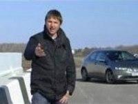 Тест-драйв Honda Civic от skorost-tv.ru