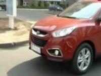 Тест-драйв Hyundai ix35 часть 2