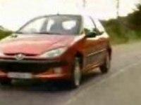 Коммерчиская реклама Peugeot 206