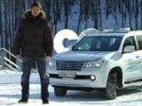 Тест-драйв Lexus GX 460 от skorost-tv.ru