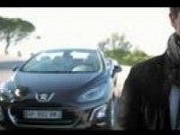 Реклама Peugeot 308 CC