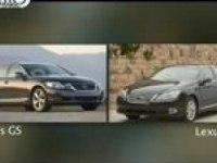Тест-драйв Lexus ES 350 от АВТОплюс
