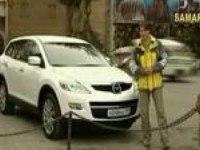 Тест-драйв Mazda CX-9 от АВТОплюс