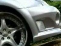 Тюнингованая версия Peugeot 206 CC