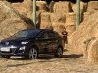 Тест-драйв Mazda CX-7 от skorost-tv.ru