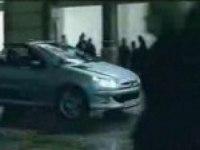 Коммерческая реклама Peugeot 206 СС