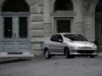 Коммерческая реклама Peugeot 206 Sedan