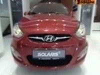 Хэтчбек Hyundai Solaris/Accent в программе Первая передача