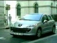 Рекламный ролик Peugeot 207