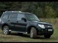 Тест-драйв Mitsubishi Pajero