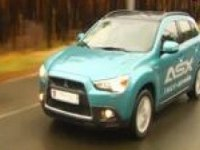 Тест-драйв Mitsubishi ASX 2 часть