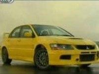Тест-драйв Mitsubishi Lancer Evolution от АВТОплюс