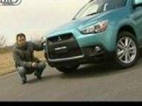 Тест-драйв Mitsubishi ASX от АВТОплюс