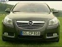 Тест-драйв Opel Insignia Sports Tourer от АВТОплюс