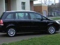 Тест-драйв Opel Zafira