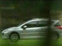 Промо видео Peugeot 207 SW