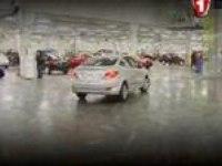 Тест-драйв Hyundai Accent от Первого автомобильного. Часть 1