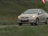 Тест-драйв Hyundai Accent от Первого автомобильного. Часть 2