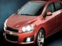 Промовидео Chevrolet Aveo/Sonic