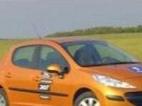 Тест-драйв Peugeot 207 от skorost-tv.ru