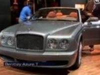 Видеообзор Bentley Azure T