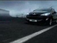 Коммерческая реклама Peugeot 308