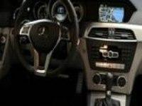 Интерьер Mercedes C-Class